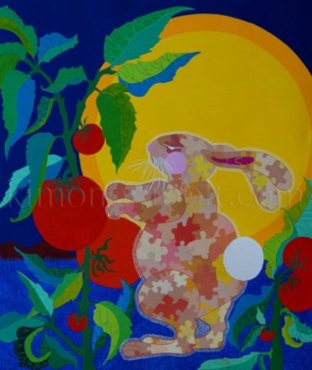 WM-Firefly-rabbit-sleepwalking-in-the-tomato-patch